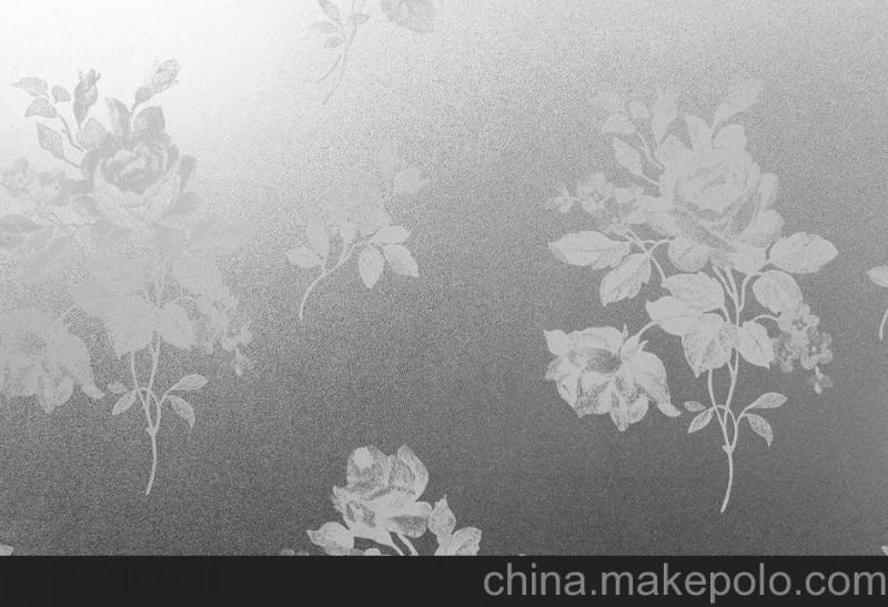 订制批发 浙江新丰德克dekore高档玻璃窗贴 玻璃纸膜