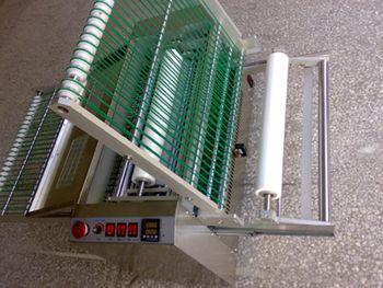 离型纸薄膜片材清洁静电除尘机