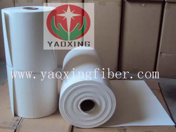 陶瓷纤维防火阻燃纸 排气管隔热纸高铝纸绝缘纸
