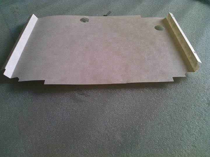 Nomex 加工成型 绝缘纸加工 美国杜邦Nomex绝缘片 Nomex加工折弯