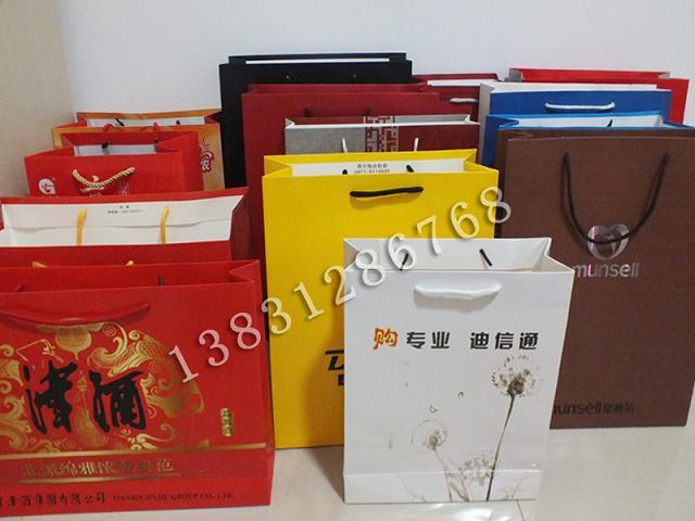 纸袋生产厂,手提纸袋,彩色手提袋