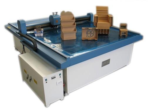纸箱纸盒打样机DF-ZX1310-华耀数控科技