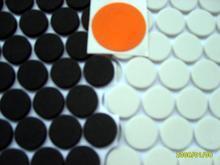 圆形海绵双面胶贴--圆形白色海绵双面胶贴