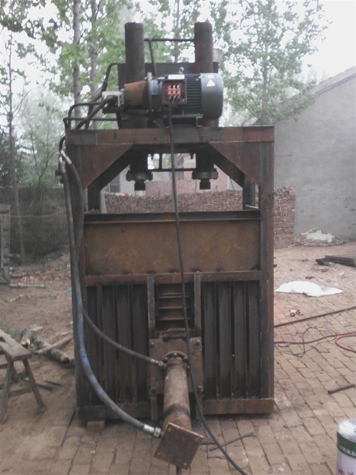 新疆棉花打包机 自动液压打包机