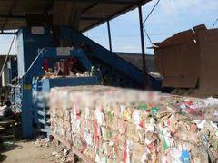 河北卧式废纸打包机专业生产厂家还是山东临清鼎信液压,品质保障