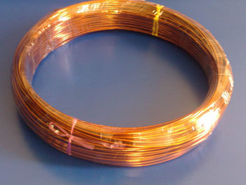 聚酰亚胺-F46复合薄膜绕包铜线//潜油线电磁线/电机线/绕