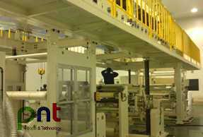 韩国pnt人科机械最新光学膜设备复合薄膜设备