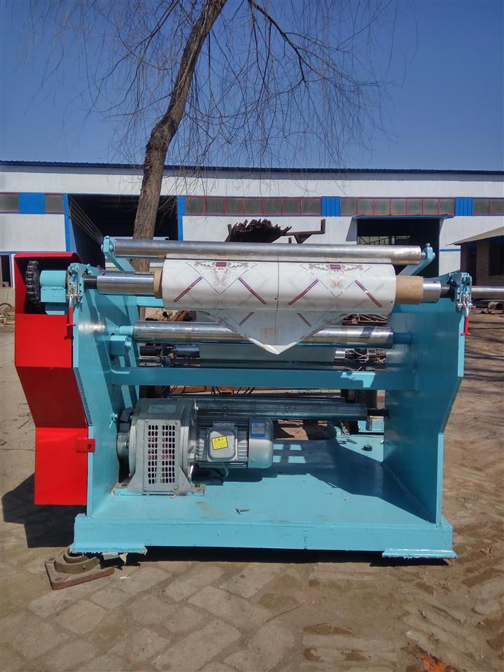 河北PVC大棚膜分切机 雄县珠光膜(消光膜)分切机厂商