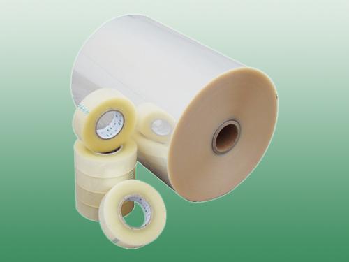 销售: 封箱胶带膜 BOPP胶带膜 BOPP28U光膜