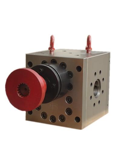 高温PC棒材熔体泵 PMMA棒材熔体泵 计量泵 齿轮泵