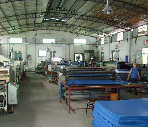常熟塑料中空板生产厂家