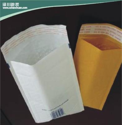 供应镀铝膜复气泡袋,牛皮纸复合气泡袋,珍珠棉袋