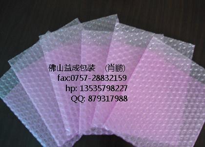 供应佛山防静电气泡片材 中山工业气泡袋 广州气垫膜