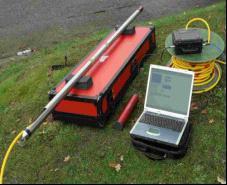 英国CALS钻孔式三维激光扫描仪洞穴、采空区、溶洞三维测量