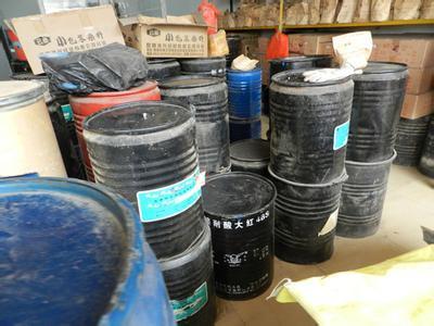广安报废热熔胶-网印油墨回收