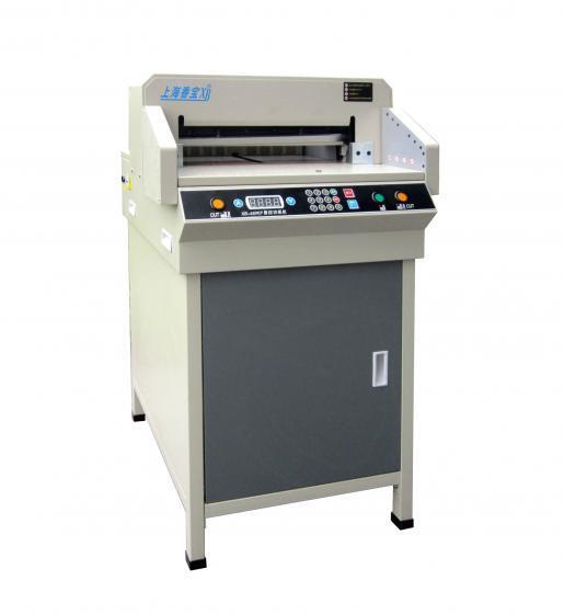 武汉供应香宝XB-480EP精密数控电动切纸机