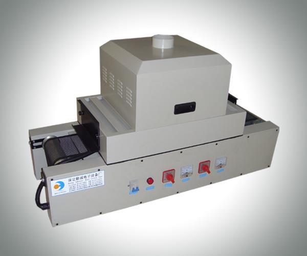 供应uv油漆配套桌面uv固化机-实验uv光固机15231989876