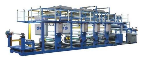 供应SYW-1150DⅡ型四色印刷染色压纹横切机