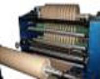 QF-800双复卷分纸机无纺布滤芯纸分切机折纸机
