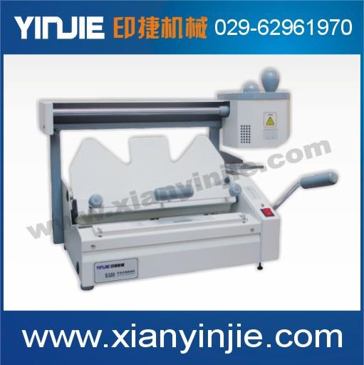 厂家供应:320台式胶装机