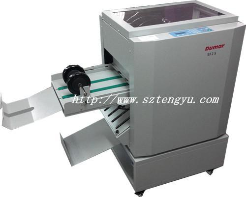 供应34印刷后装订的必备设备是什么深圳订折机厂家