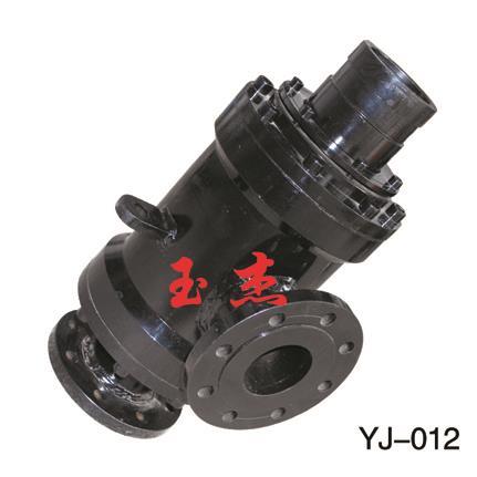 烫金机导热油旋转接头YJ2SGF YJ2SXF  YJ2DF质保长期闽旋厂家质优