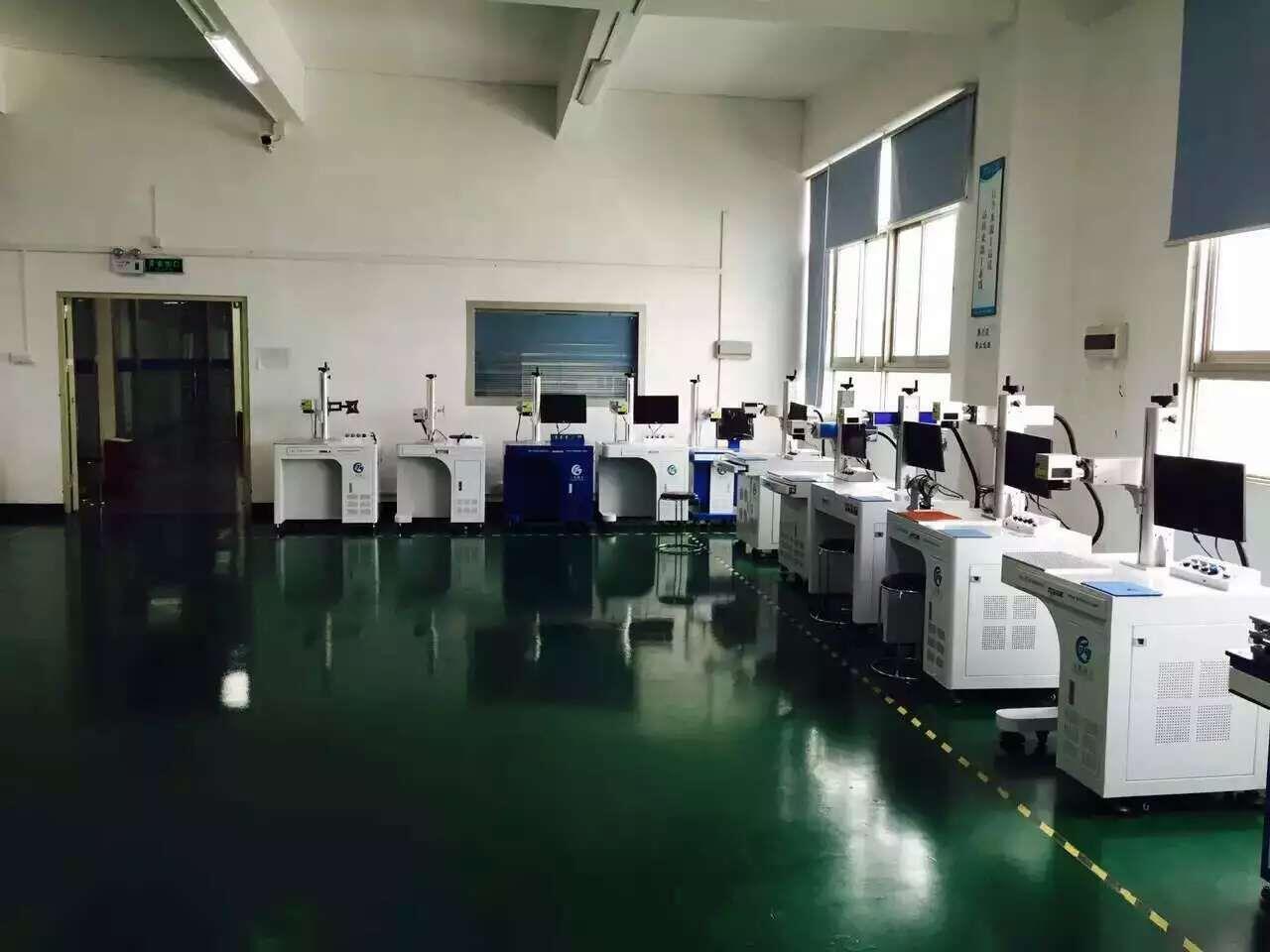 供应中山PCABS料激光喷码机中山塑胶激光打标机