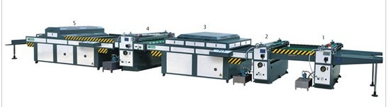 供应SGZ-1200/1400/1600C型 厚纸手摆式全面上光机(三机头、三辊