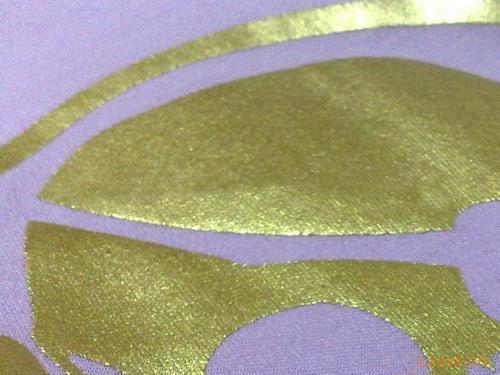 环保高品质仿烫银浆 仿烫金浆 烫金纸浆