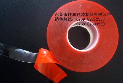 透明双面胶,特殊胶带,压克力透明双面胶