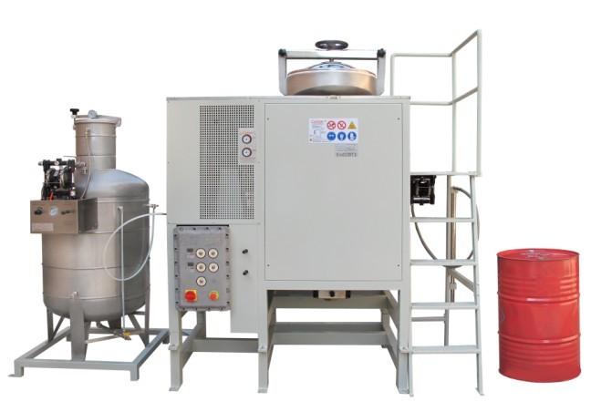 洗网水溶剂回收机