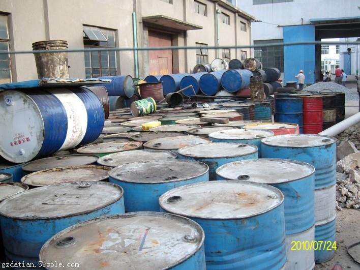 越秀洗网水回收处理