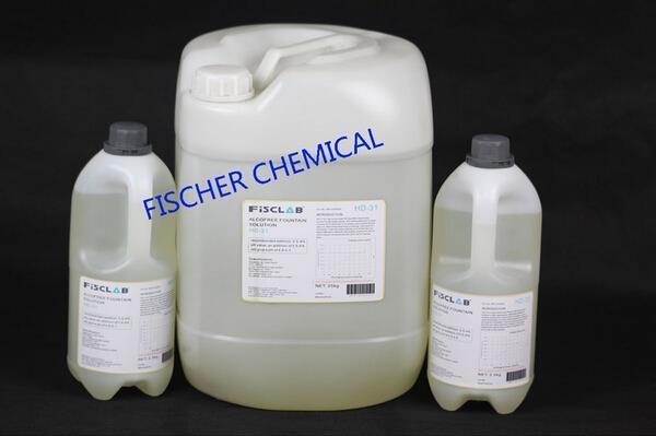 供应HD-31免酒精润版液 透明无异味