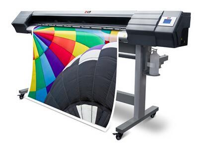 哪种写真机适合打印热转印图纸-宏印十代头写真机