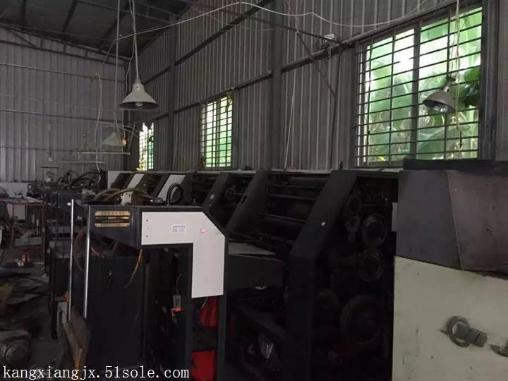 二手印刷机械