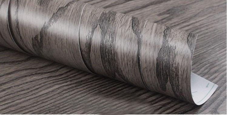 黑檀木木纹纸