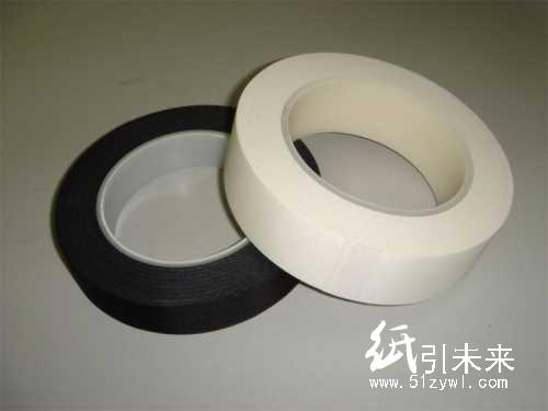 黑色,白色醋酸布胶带 电工胶带 阻燃耐温胶布