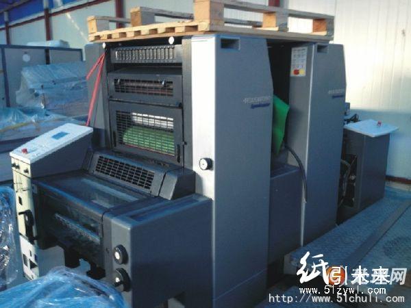 单双色胶印机