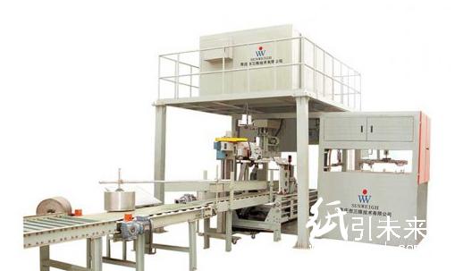 粉剂全自动包装机SW-ABF-1200山东枣庄专供2016