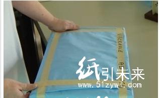 医用皱纹纸 消毒包装纸 感控耗材