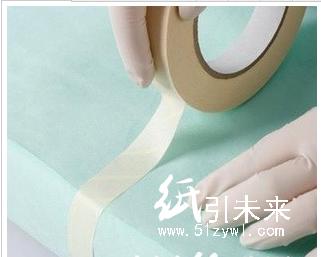 消毒包装纸 医用皱纹纸 感控耗材