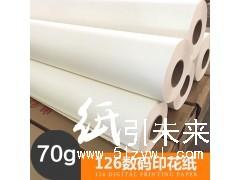 优质高转印率70g数码印花纸,热转印纸,图像还原度高