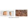供应天然木材松木木片,机械制成名片大小木片