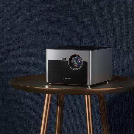 极米(XGIMI)N20 投影机 投影仪 家庭影院(1080P分辨率 智能辅助矫正 哈曼卡顿音响 运动补偿)