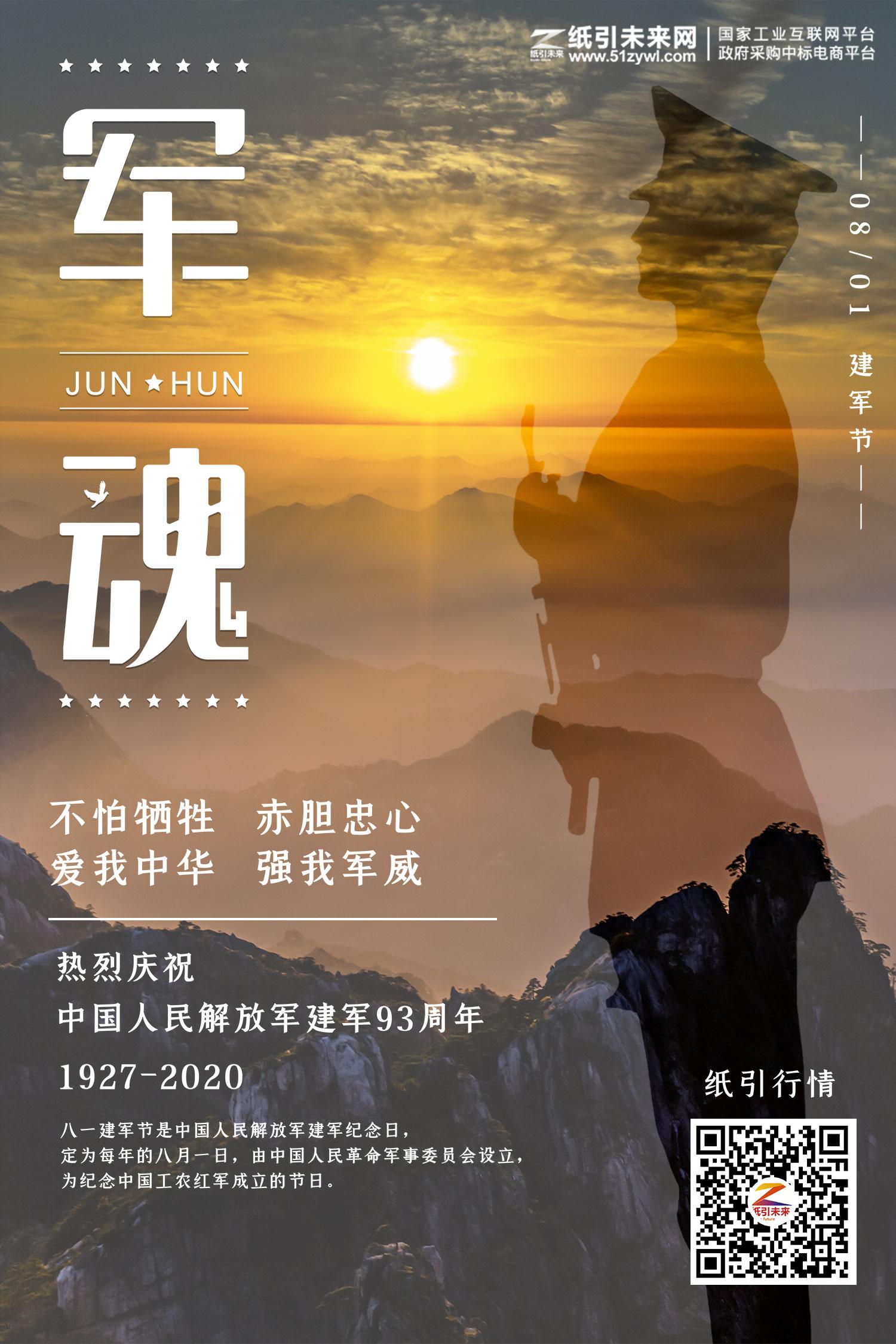 热烈庆祝中国人民解放军建军93周年!